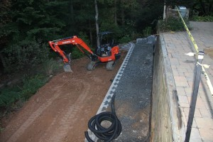 cumming retaining wall project review
